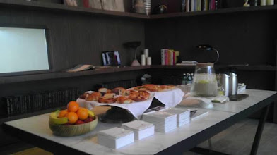 Photo: Paramount Bay now offering daily breakfast for residents from 10am – 12pm in the Garden Lobby.