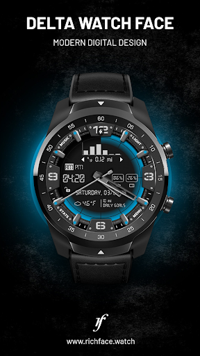 Delta Watch Face ss1