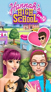 Download Hannah's High School Crush For PC Windows and Mac apk screenshot 1