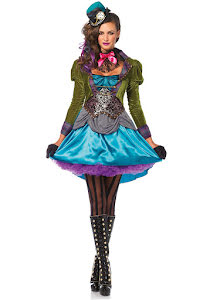 Mad Hatter, deluxe