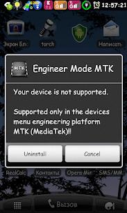 Engineer Mode MTK Shortcut 6