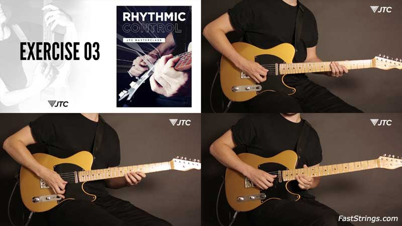 Jake Willson Masterclass - Rhythmic Control