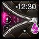 Diamond Zipper Lock Screen Android apk