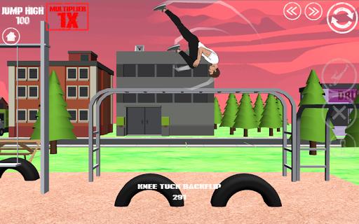 SWAGFLIP - Parkour Origins 1.53 screenshots 12