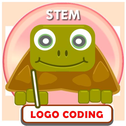 Simple Turtle Logo Coding Drawing Stem Aplikacje W