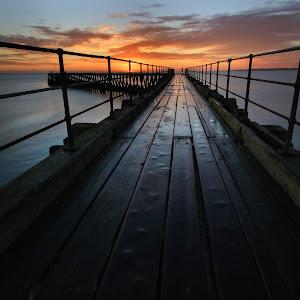 Sunrise From Blyth Pier.jpg