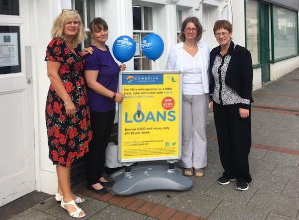 Credit Union praised for work
