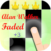 Alan Walker Faded Piano Game