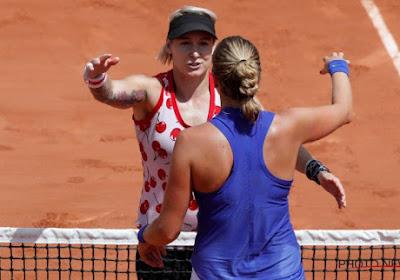 Emotionele comeback Kvitova na mesaanval eindigt in tweede ronde