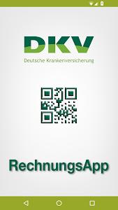 DKV RechnungsApp screenshot 0