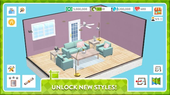 Flip This House MOD (Free Shopping) [Latest] 4