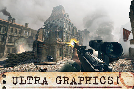 World War Heroes: WW2 FPS game (apk) free download for Android/PC/Windows screenshot