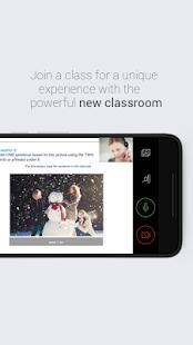 EF Classroom - náhled