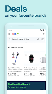 Ebay Buy Sell Save Money Apps On Google Play