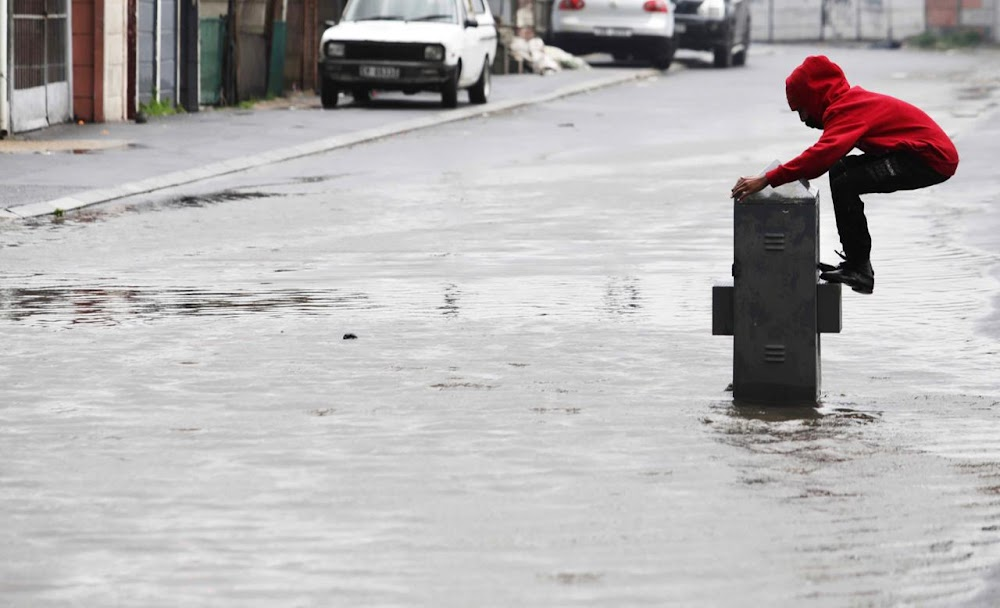 Thunderstorm alert for Gauteng - TimesLIVE