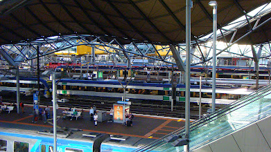 Photo: South Cross Station, Melbourne