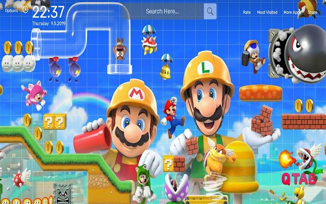 Super Mario Maker 2 - Chrome Web Store
