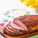 Apricot and Mustard Glazed Ham icon