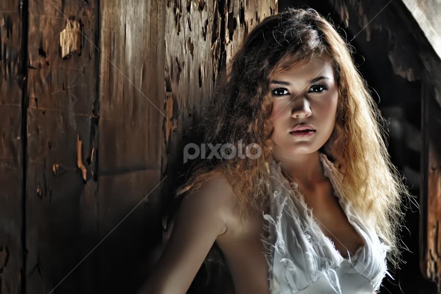 Luci by Aditya Perdana - People Portraits of Women