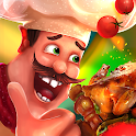 Cooking Hut: Fast Food mania & Chef Cooking Games icon