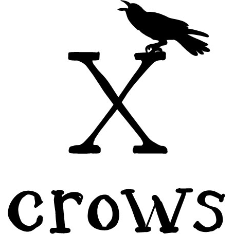 Logo for Ten Crows BBQ