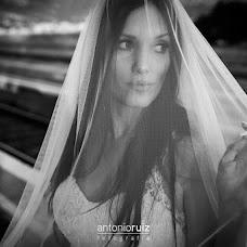 Wedding photographer Antonio Ruiz márquez (antonioruiz). Photo of 12.09.2017