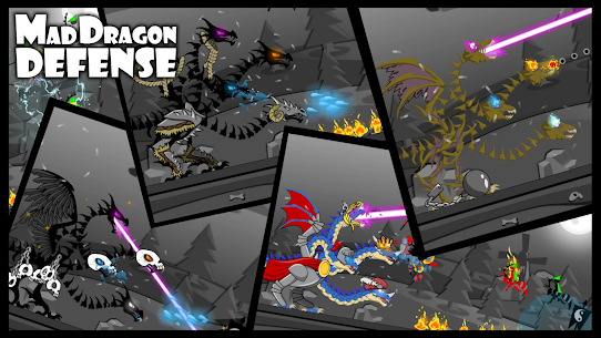 Mad Dragon Defense 6