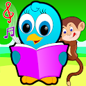 Read N Learn Toddler Book icon