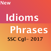 Idioms & Phrases SSC CGL 2017