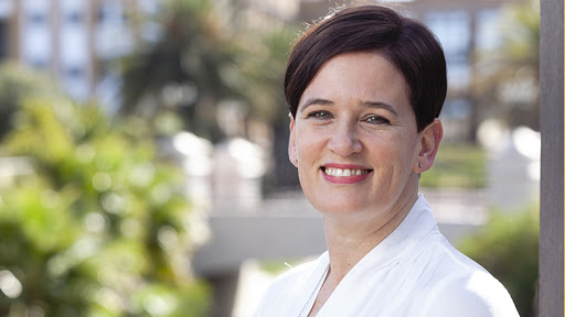 Elizna Read, CEO of PBT Group. (Photo by Julian Goldswain)