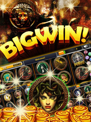 Gorgon Medusa Slots Freecasino 2.2 screenshots {n} 1