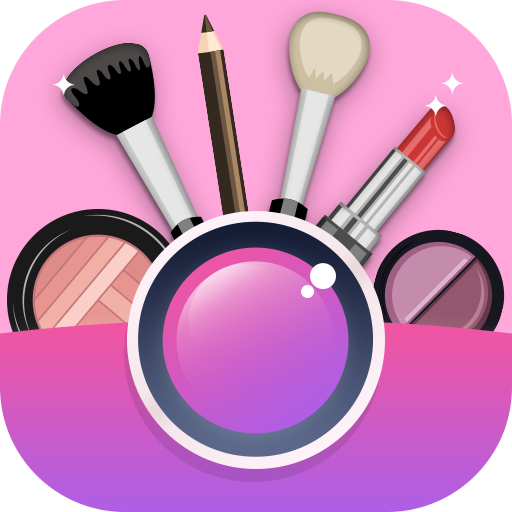 Taha Plus: Face Makeup Camera, Photo Makeup Editor
