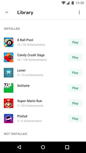 Google Play Games screenshot 2