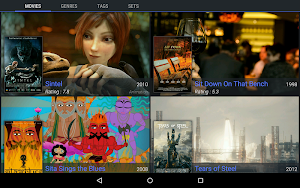 12 Yatse, the Kodi / XBMC Remote App screenshot