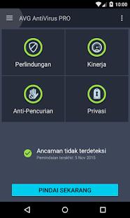 AntiVirus PRO: antivirus PRO- gambar mini tangkapan layar