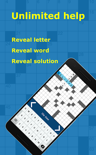 Crossword Puzzle Free 1.4.26 screenshots 6