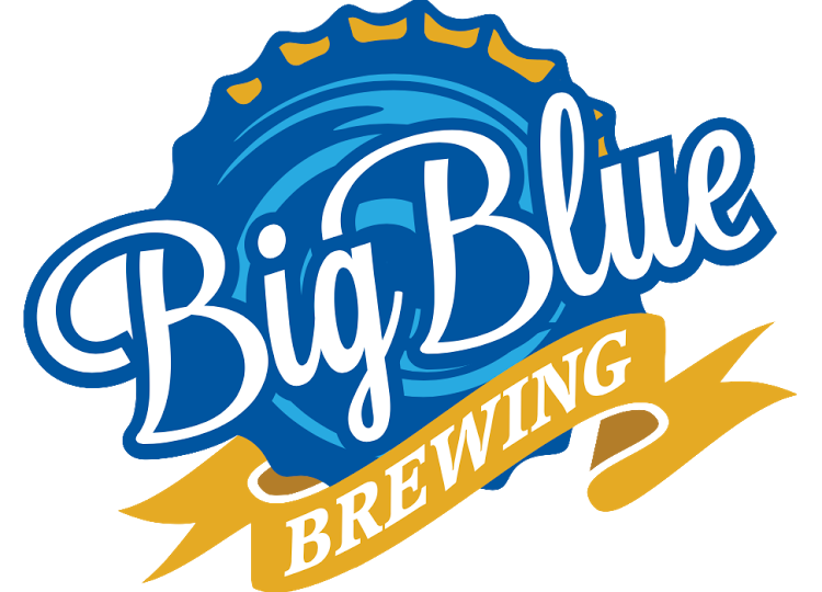 Logo of Big Blue Honey Brown Ale