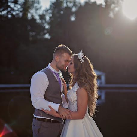 Wedding photographer Liliya Fadeeva (Kudesniza). Photo of 28.10.2017