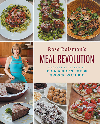 Rose Reisman's Meal Revolution cover