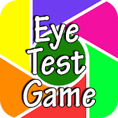 Eye Test Game - Test Your Eye Power Simple Puzzle