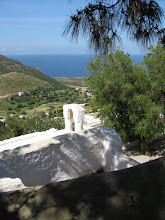 Photo: View from Monastery Patmos
