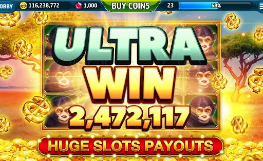 Ape About Slots NEW Vegas Casino Slot Machine Free screenshot 2
