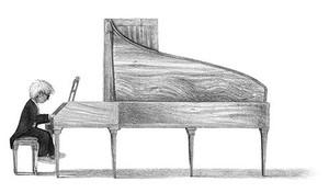le chateau des pianos
