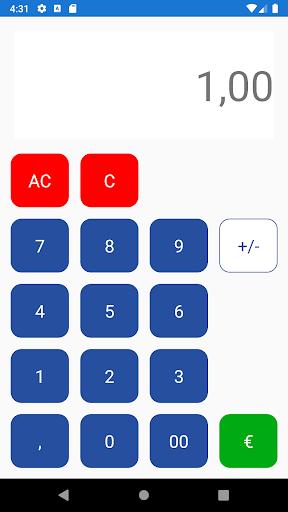 Cashmatic Fast Payment screenshot 1