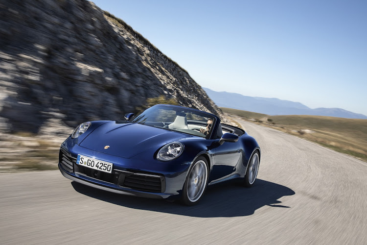 The Porsche for well-heeled sun worshippers. Sunscreen not included. Picture: SUPPLIED