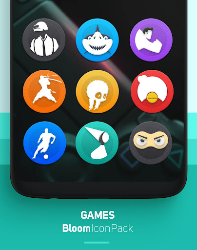Download Bloom Icon Pack MOD APK 3