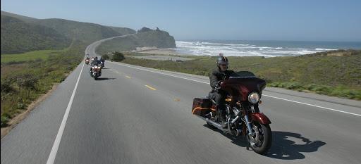 USA moto voyage