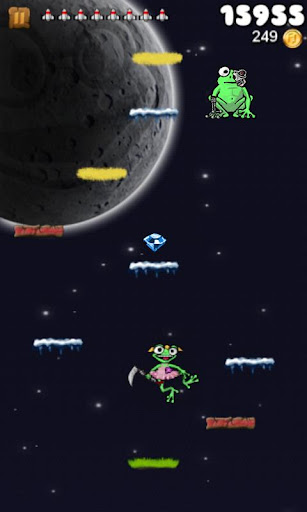 Froggy Jump  screenshots 3