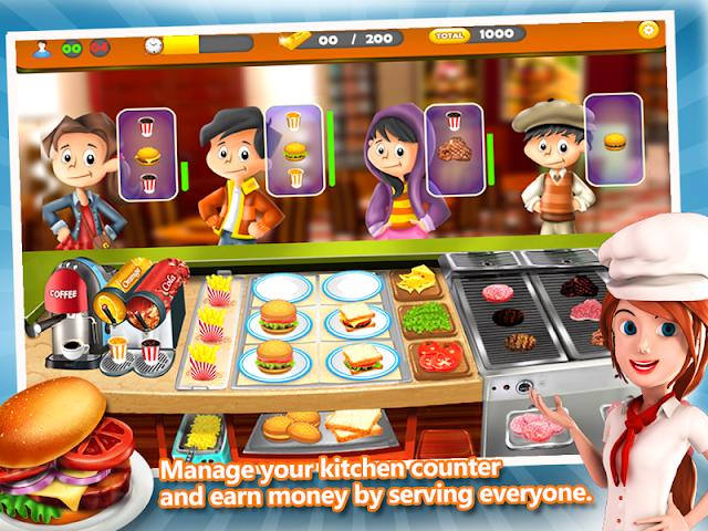 android Rapide Tycoon Street Food Screenshot 10