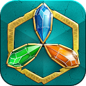 Crystalux. New Discovery - logic puzzle game icon